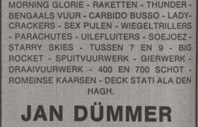 (1976-27-12) - advertentie jan dummer (o.a. sex pijlen)